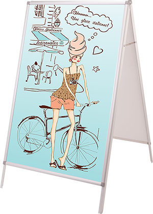 illustration SideBar DolceGelati